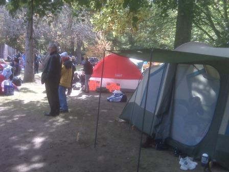 Sectionals - Tent City