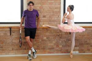 Raonic Ballet