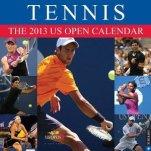 Tennis Wall Calendar 2013 A