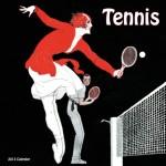 Tennis Wall Calendar 2013 C