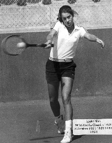Louise Allen: NCAA Doubles Champion (1983)1981, 1982, 1983, 1984